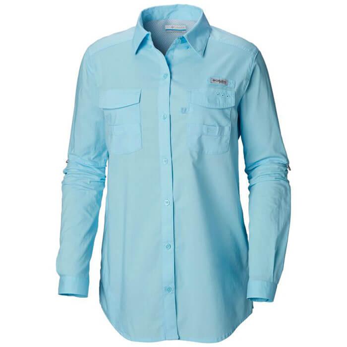 Columbia PFG Bonehead II Long Sleeve Shirt