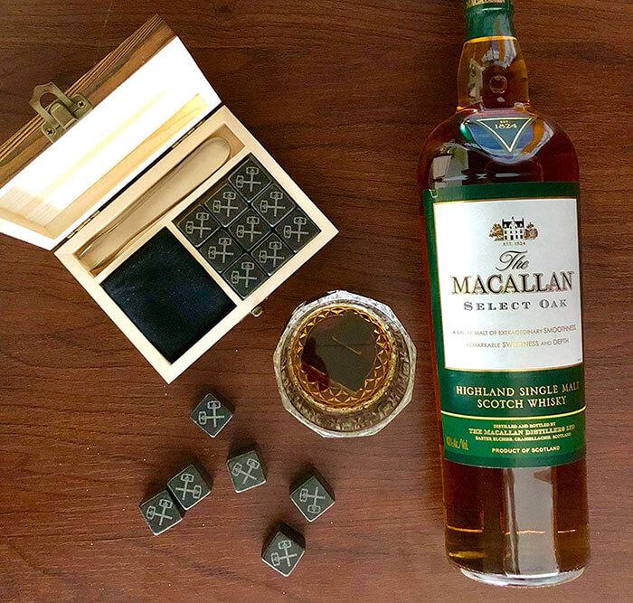 Thorsen Tavern Whiskey Stones Set