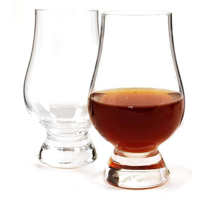 Glencairn Glass Crystal Whiskey Glass Set