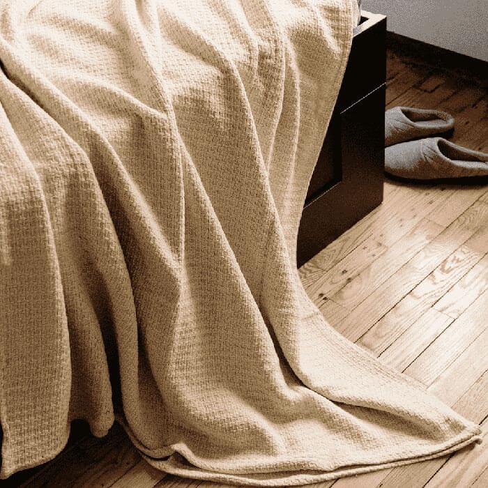 Luxor Linens Le Meurice Luxury Blanket