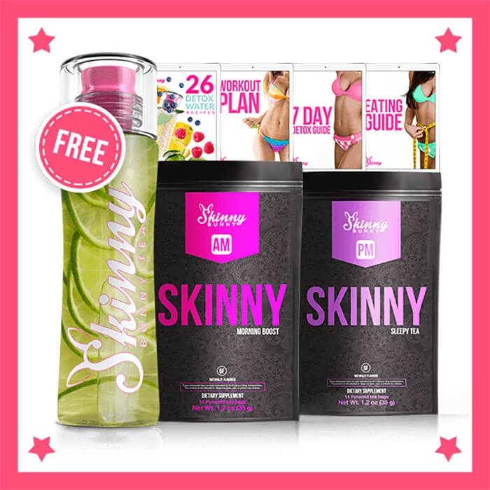 Skinny Bunny Ultimate Weight Loss & Detox Plan