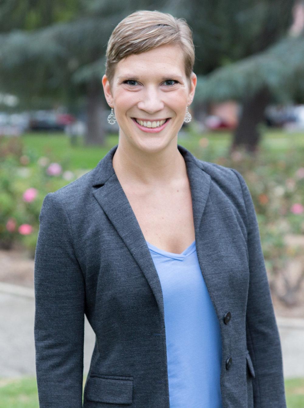 Pastor Laura Elizabeth Walton