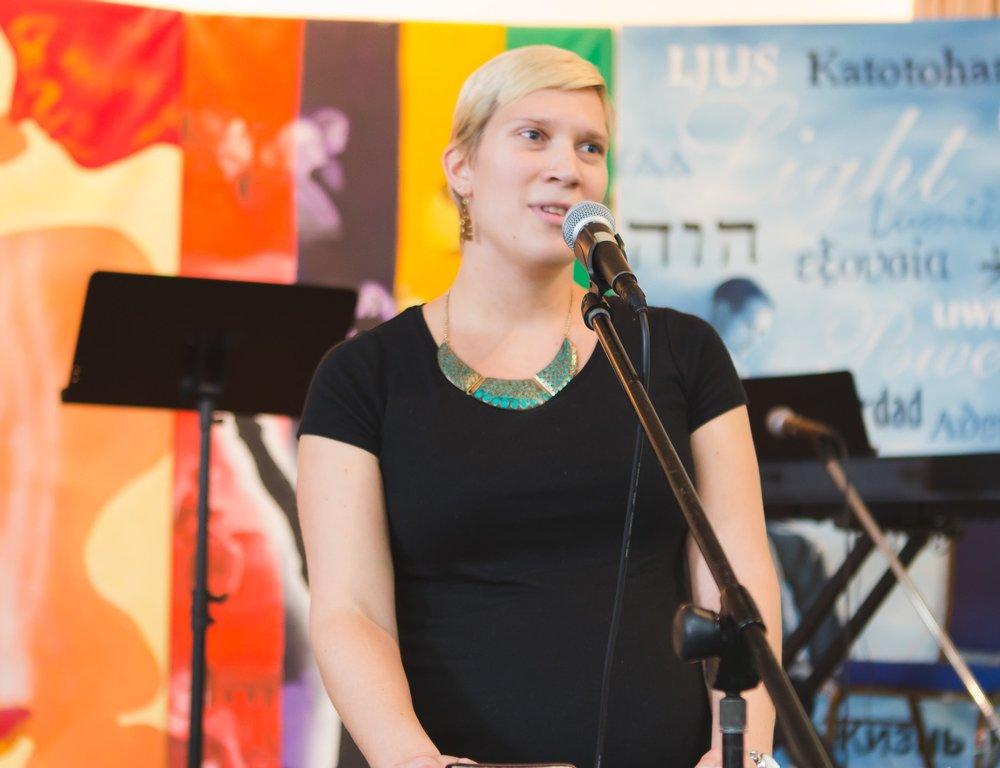 Pastor Elizabeth Walton