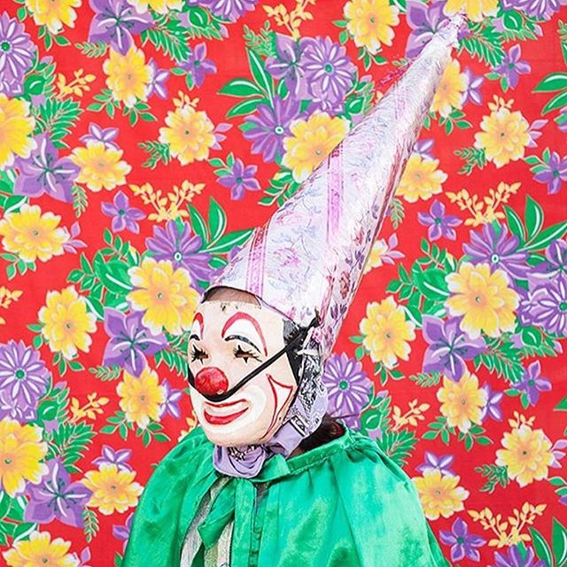 "Lujan Agusti @lujanag is currently taking over the @womenphotograph account with work from her ongoing project ""Gang of Clowns""! #reclaimphoto #womenphotograph"