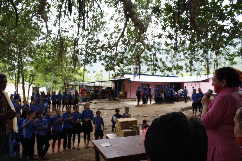 Escuelas Transformadoras / Victoria Subirana