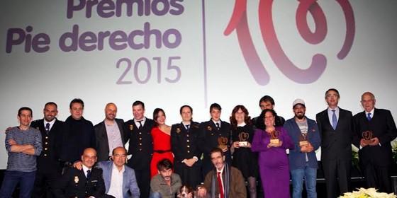 Victoria Subirana / Premios Pie Derecho