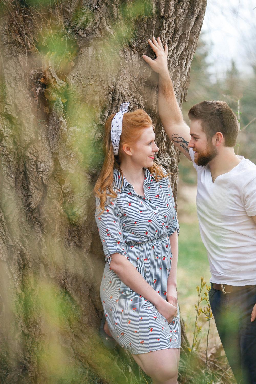 Amy D Photography- Barrie Wedding Photography- Muskoka Wedding Photography- Pinup Engagement- Engagement Photos- Barrie Engagement Photographer- Best Wedding Photographers-36.jpg