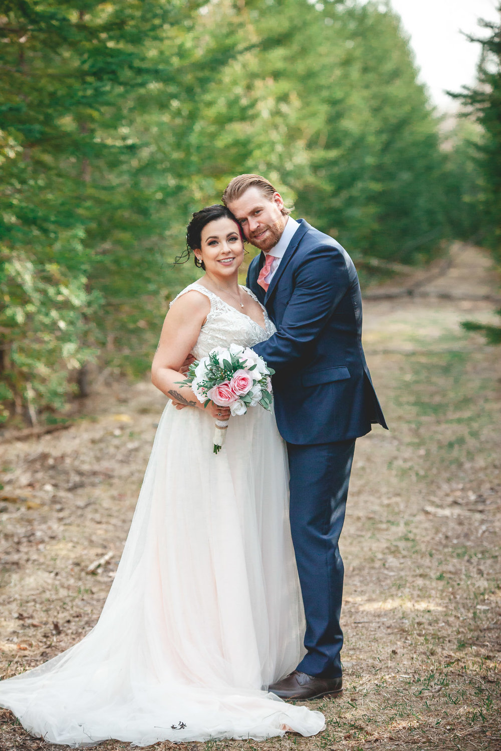 Amy D Photography- Bride and Groom-Barrie Wedding Photography Muskoka Wedding Photography Bride and Groom Poses Bride and Groom Train Tracks Snow Valley Wedding-93.jpg