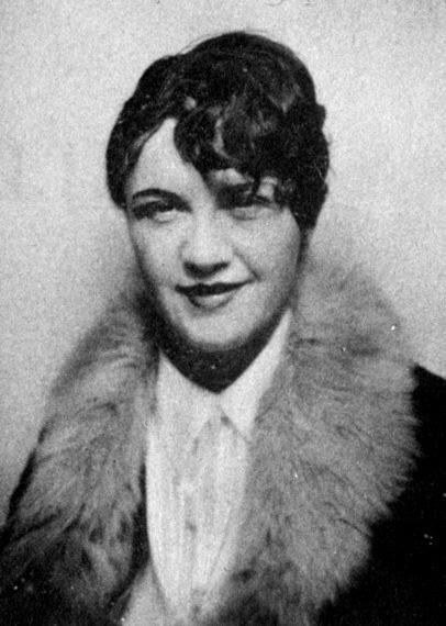 Vera Rockline Born: 1896 Died: April 4, 1934