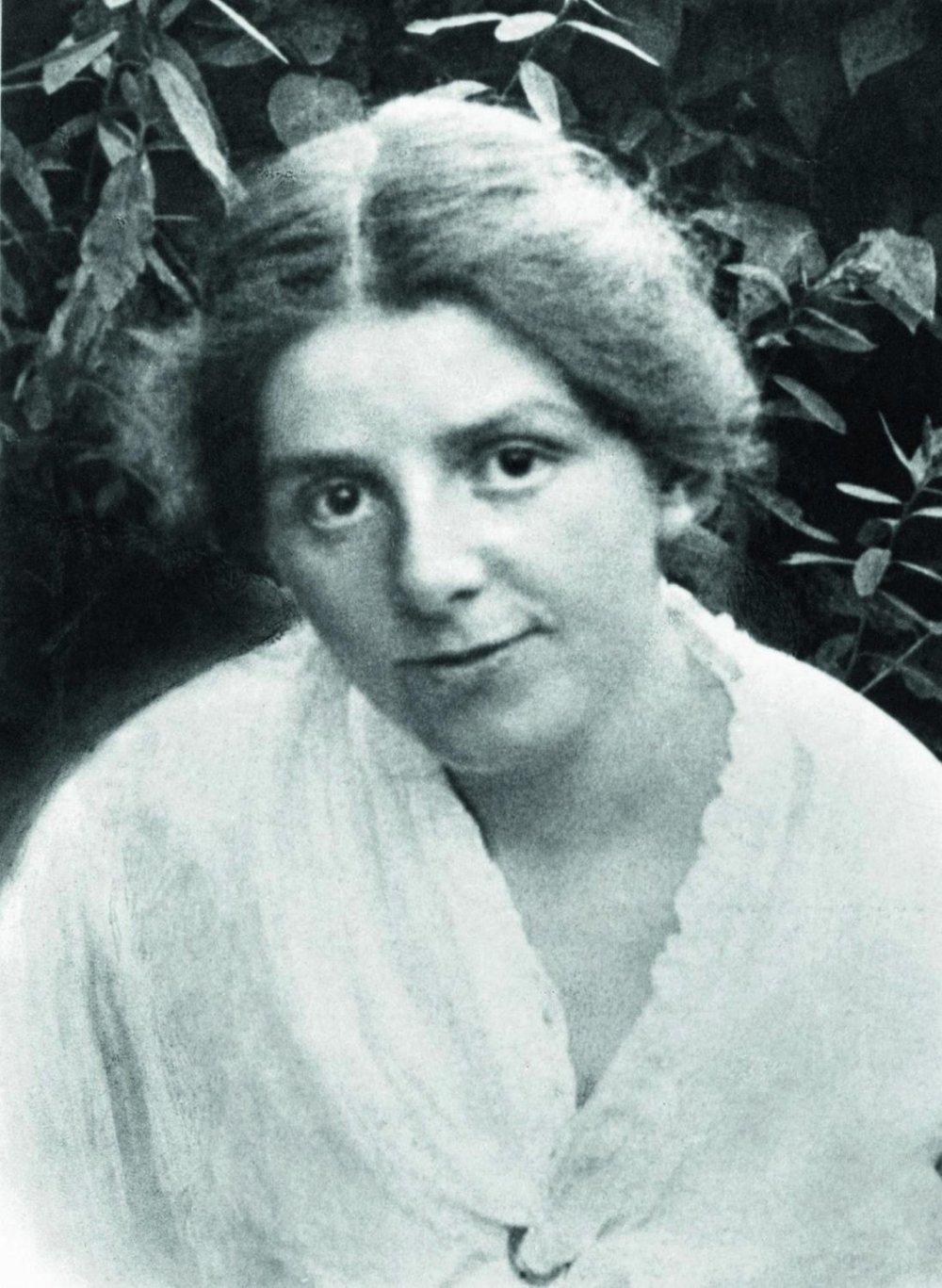Paula Modersohn-Becker Born: February 8, 1876 Died: November 21, 1907