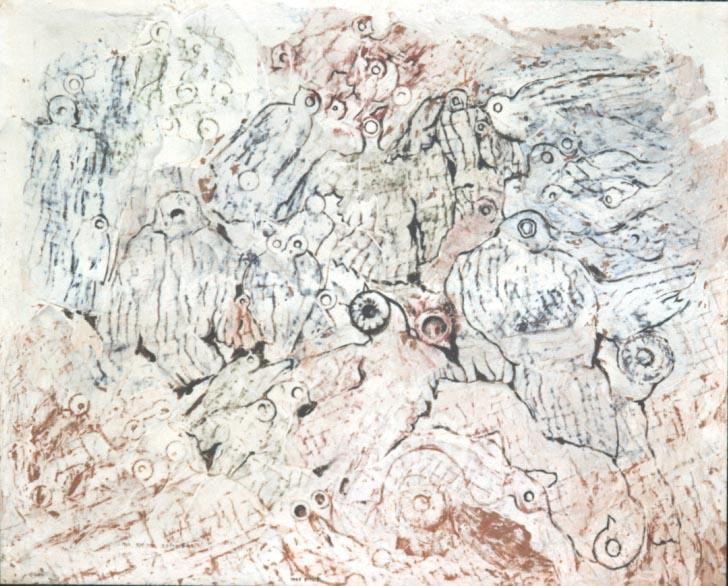 100,000 Doves - Max Ernst, 1925