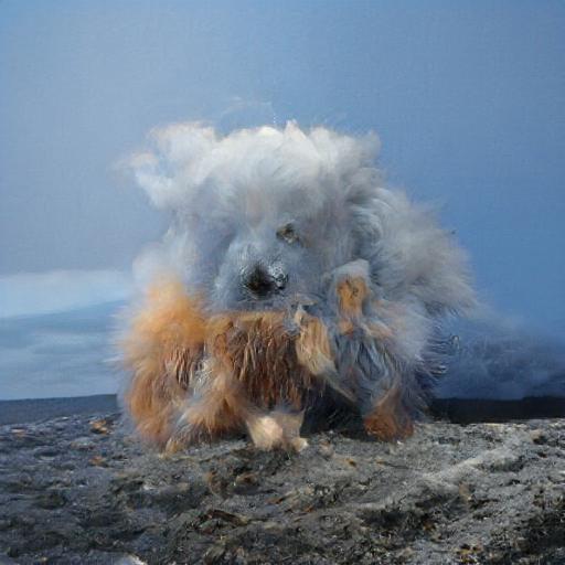Volcano Dogs, Danielle Baskin on GANbreeder