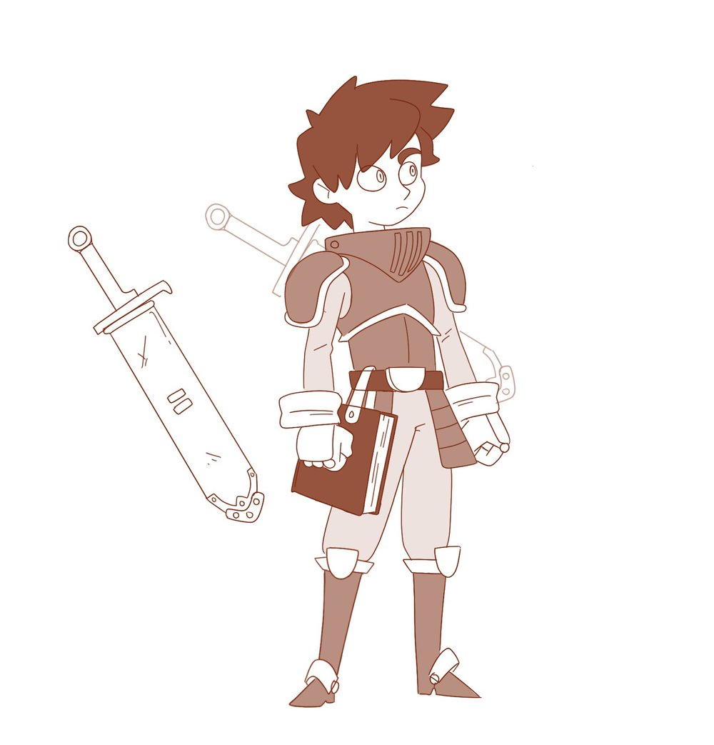 Main Character - Concept