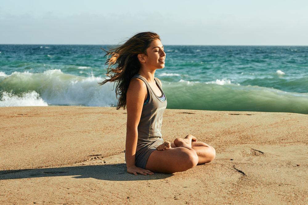 Natalie Asatryan - Yoga with Natalie