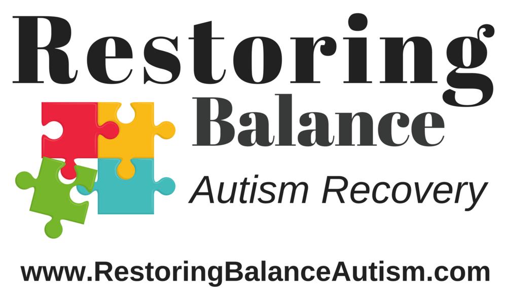 Restoring Balance Autism Recovery - Ryan Hetrick