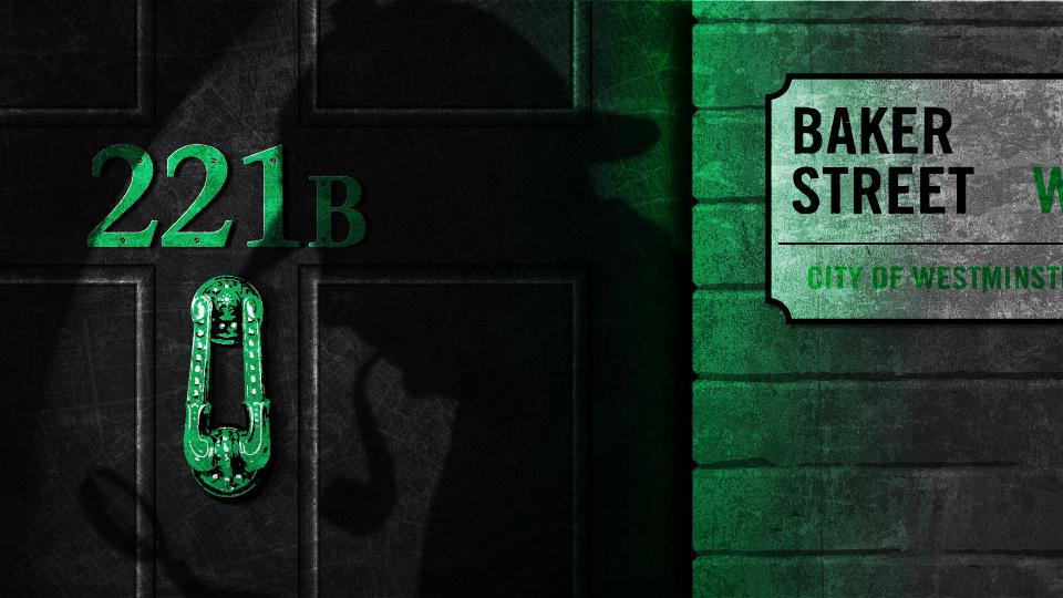 221B Baker Street Escape Room