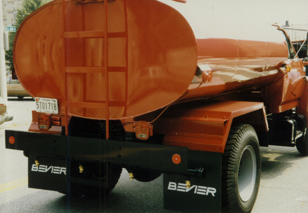 Custom Fab Tank, Fenders, Ladder, Bumpers