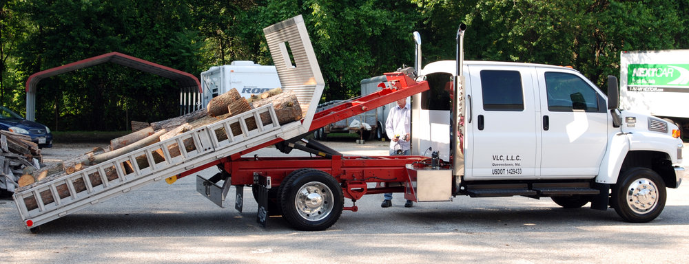 Switchable Rear Bed Truck