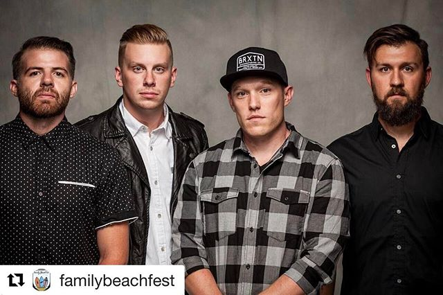 Thank you @FamilyBeachFest for selecting #Encoreable to produce this year's event!  #Repost @familybeachfest ・・・ We are stoked to announce that @officialKutless will headline the 2017 Family Beach Fest on May 27th at Casino Beach! #FBF17