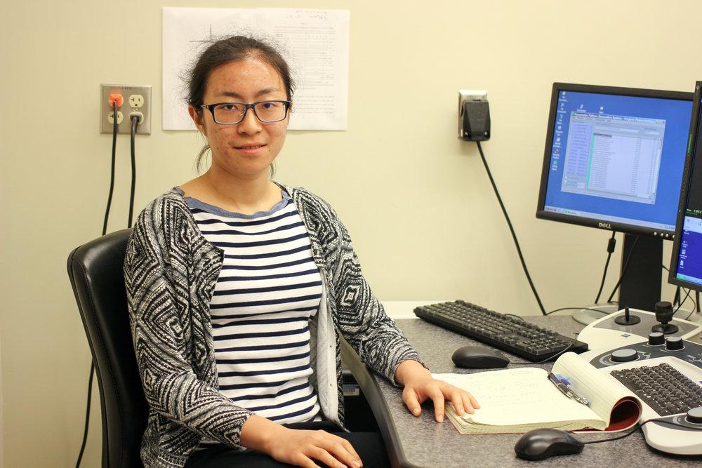 Eva Liu - Emory Class of 2019