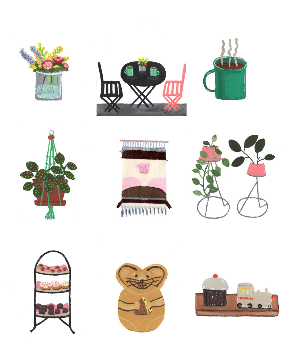 Kitchen Mouse — THIS IS CARLY BECK