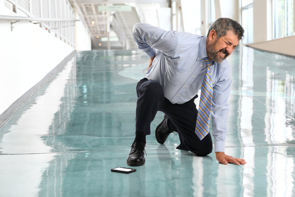 Premise Liability/Slip & Fall Head Injury - $185,000 -