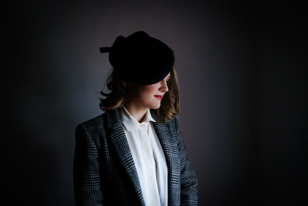 ANNA FELT HAT