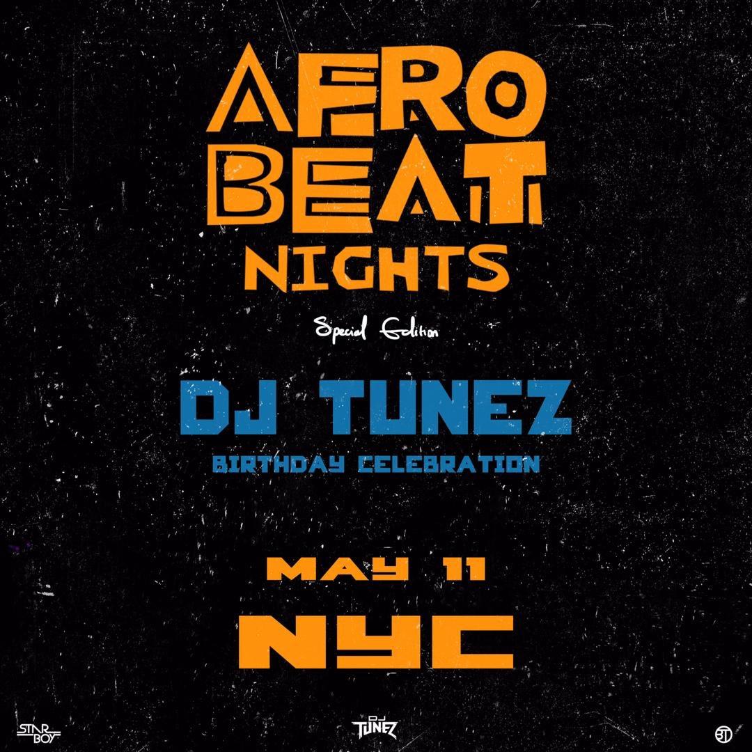 AfroBeatNights Events — AfroBeatNights