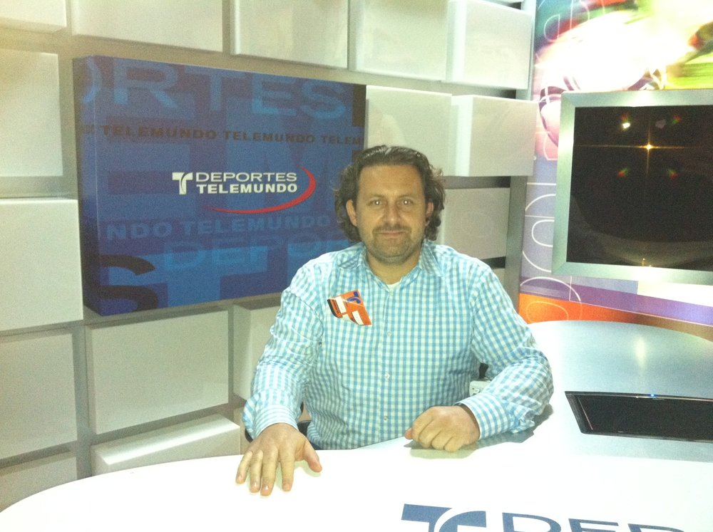 Delivering Sports News at Telemundo
