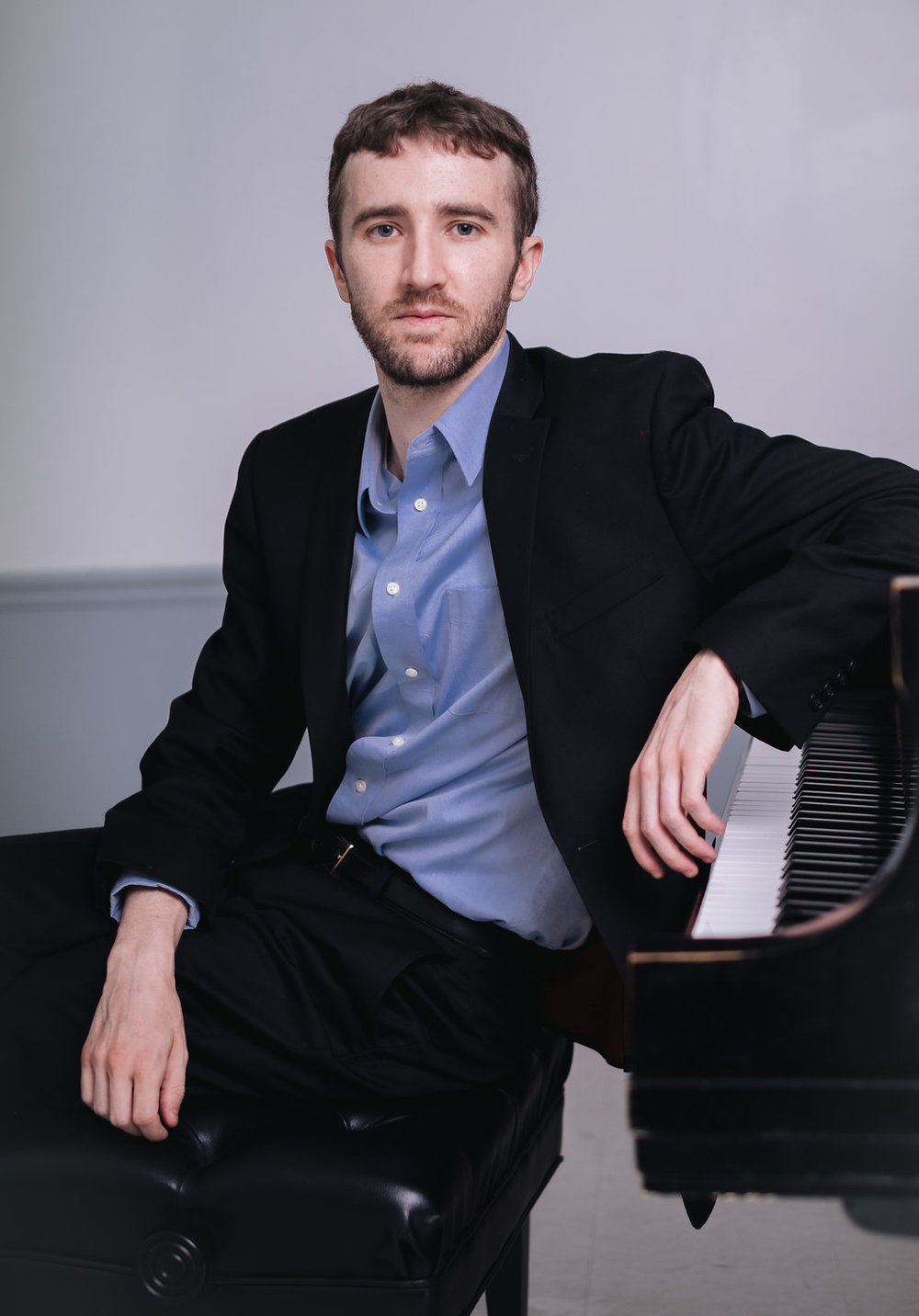 Sam Post, piano, composer