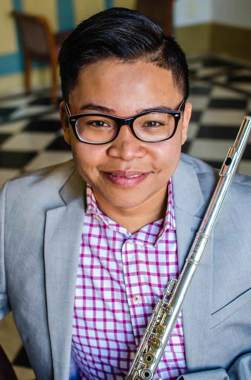 David Le, flute