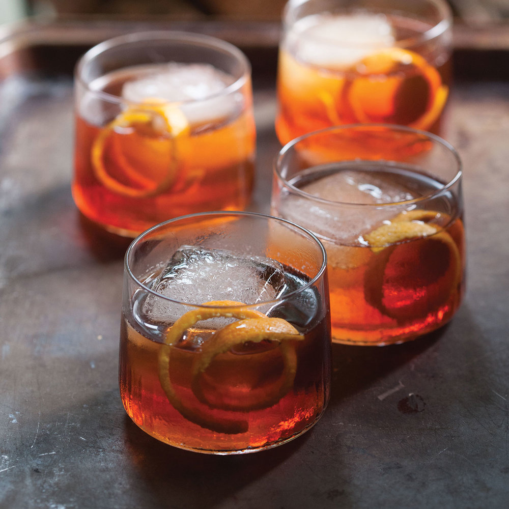 Wind Against Stone Cocktail- ©Calumet Farm Bourbon Whiskey