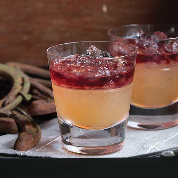 Bespoke Cocktail - ©Calumet Farm Bourbon Whiskey
