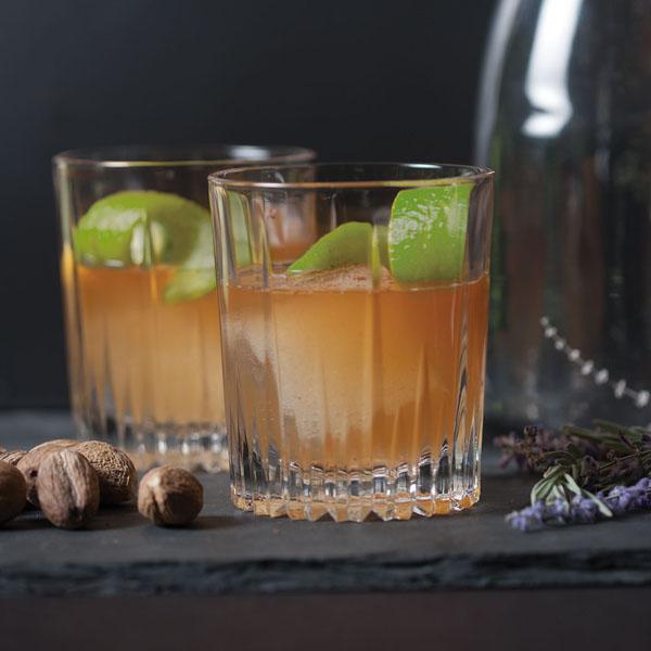 Old Raj Cocktail - ©Calumet Farm Bourbon Whiskey