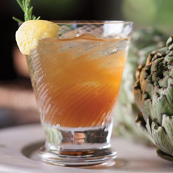 Legacy Cocktail - ©Calumet Farm Bourbon Whiskey