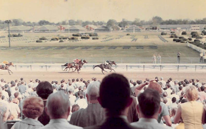 1950s-1960s Horse Race