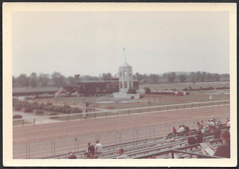 1950s-1960s Horse Racing Image