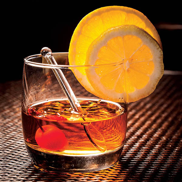 Farm Old Fashioned Cocktail - ©Calumet Farm Bourbon Whiskey