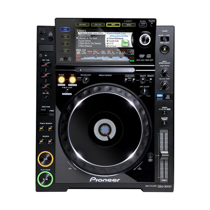 PIONEER CDJ-2000 - $75