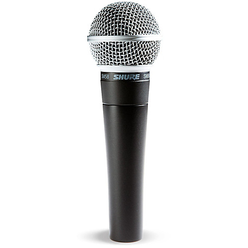 Shure SM58 Wired Microphone - $25