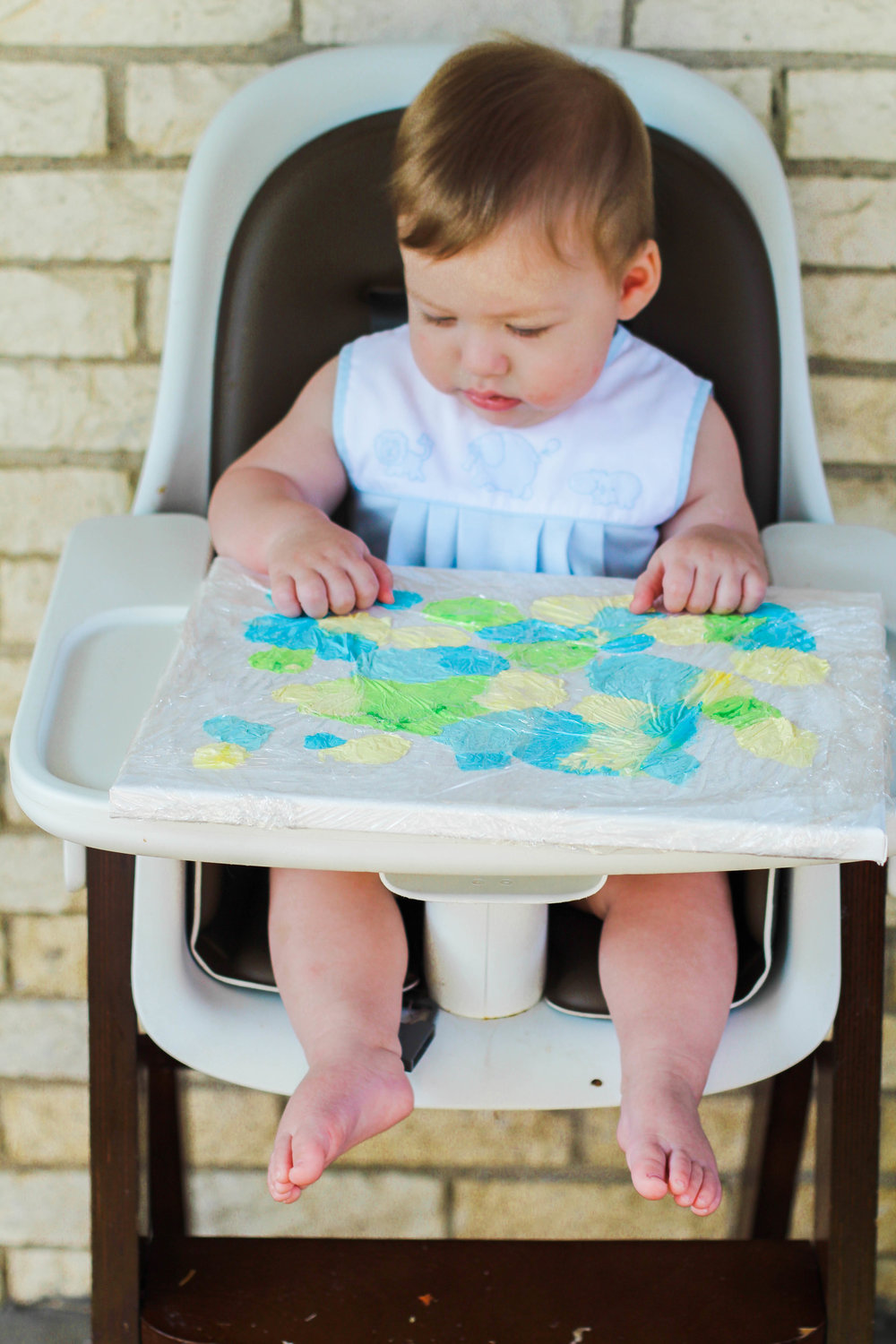 Baby Safe Painting