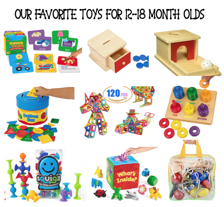 Toys for 18 month olds