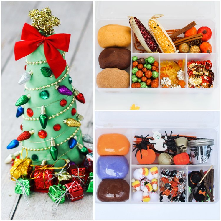 Seasonal Sensory Kits
