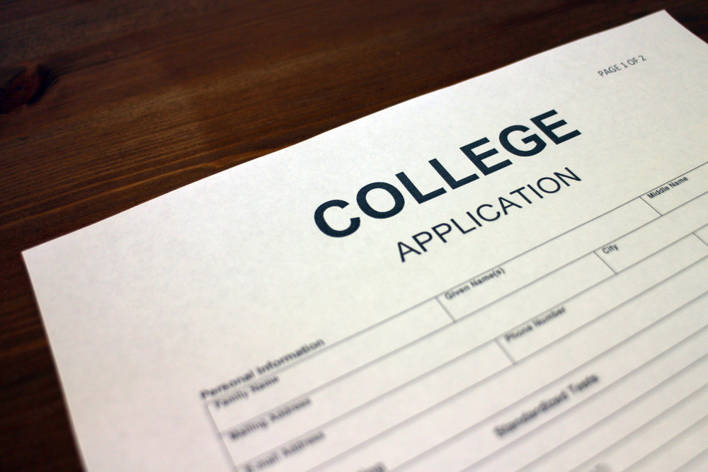 College Application | Fair Opportunity Project