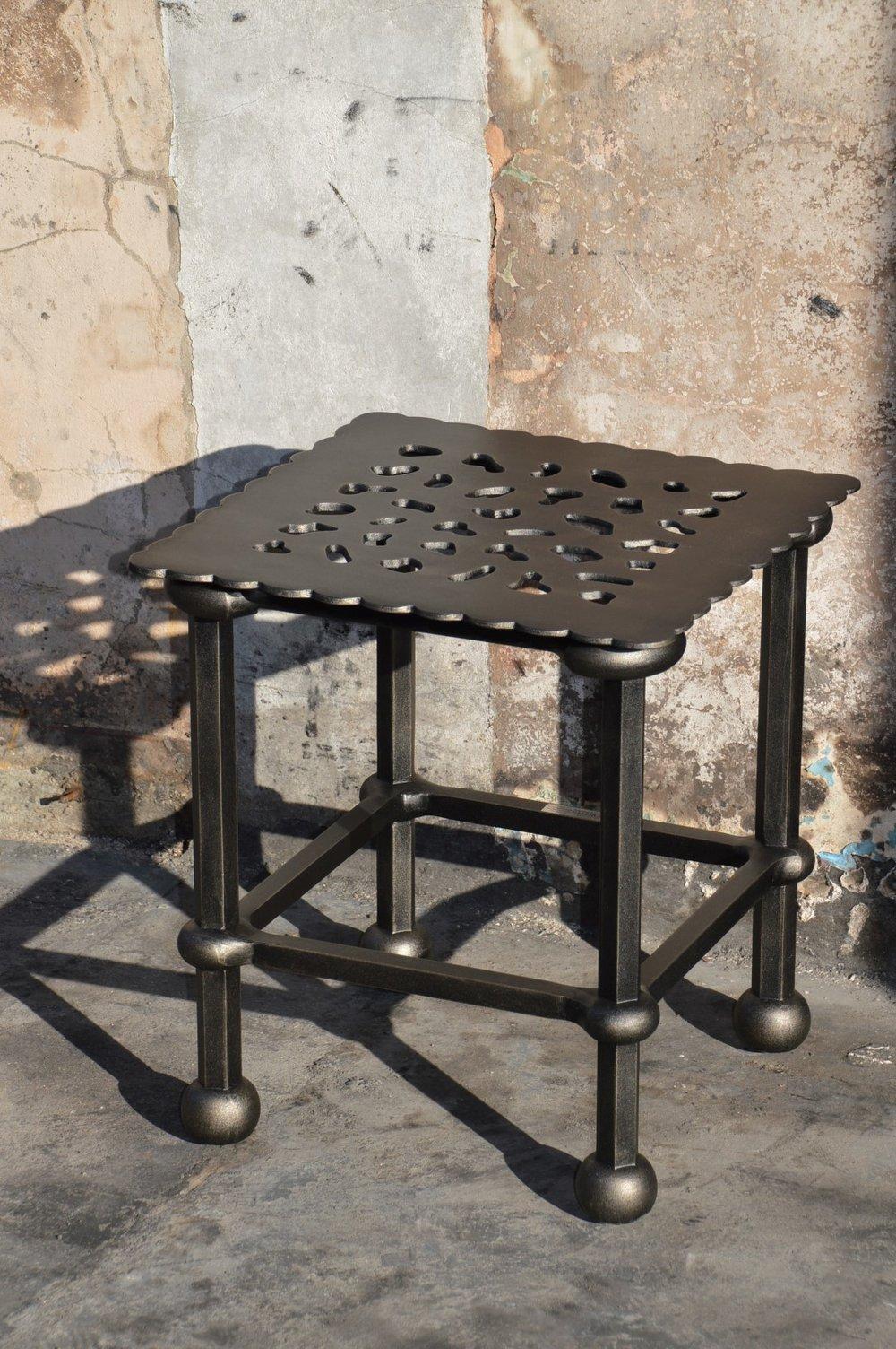 Majorca 40cm side table