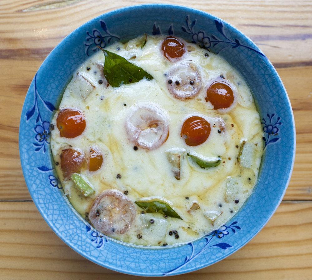 buttermilk soup -