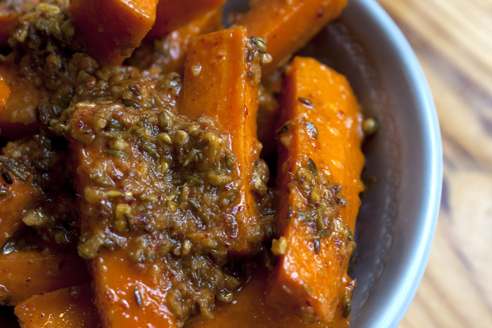 carrot pickle -