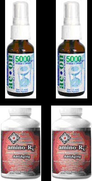 Buy 2 Oral SpraysGet 2 Amino RX Free -