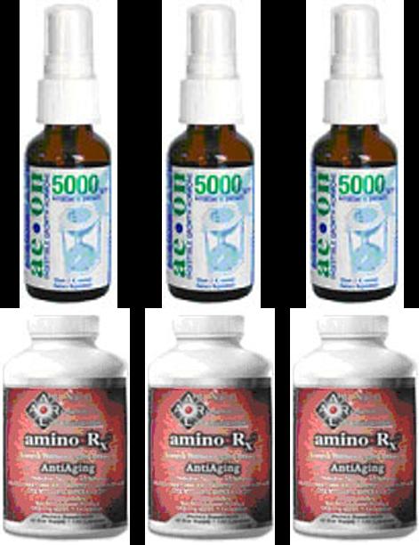 Buy 3 Oral SpraysGet 3 Amino RX Free -