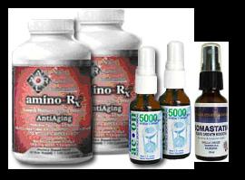 AEON, Somastatin & Amino Rx